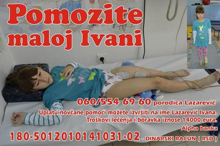 Помоћ за Ивану